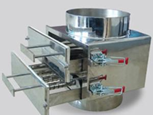 Grated Permanent Magnetic Separator